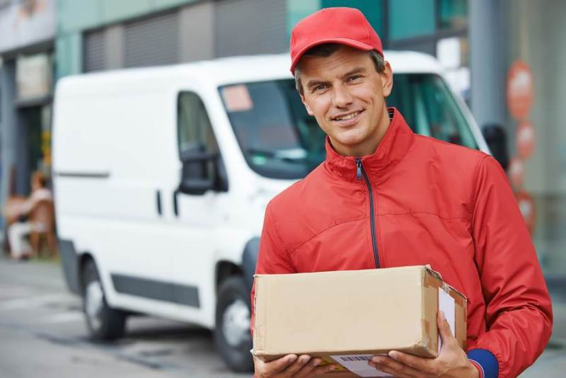 pursue courier business