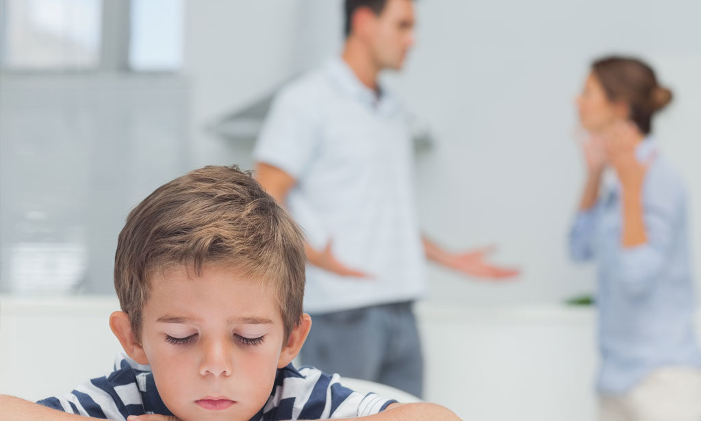 child maintenance agreement at family law
