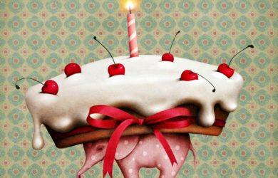 customised birthday cake for kids